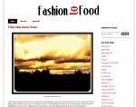 fashiontofood