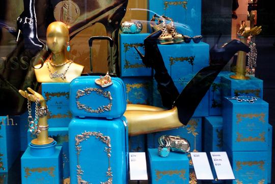 Anna Dello Russo Anna Dello Russo for H&M: My Eyes! My Eyes!