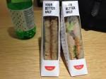 picnic half sandwiches