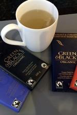 Chocolate and Tea SLIDER
